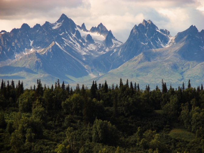 Take a Chance, Veer off the Paved Path in Coastal Alaska
